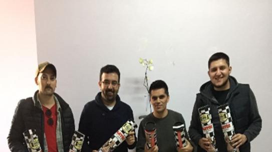09.03.2018 / Satrançla Büyüyorum #54 [Zonguldak – Cb. Süleyman Demirel Ortaokulu]