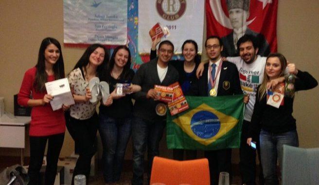 10.01.2012 / Cultural Package Project 1# [Brezilya-Maringa Rotaract Kulübü]