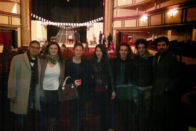 04.01.2013 / Ferhangi Şeyler Tiyatro Gösterisi