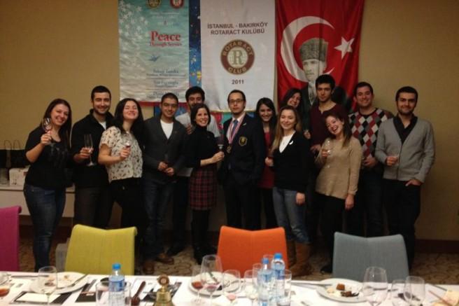10.01.2013 / Wine&Dine Organizasyonu
