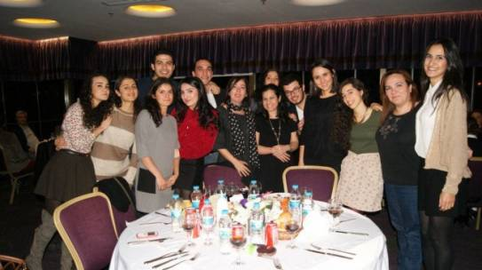 13.12.2012 / Dünya Gönüllüler Günü Kutlaması