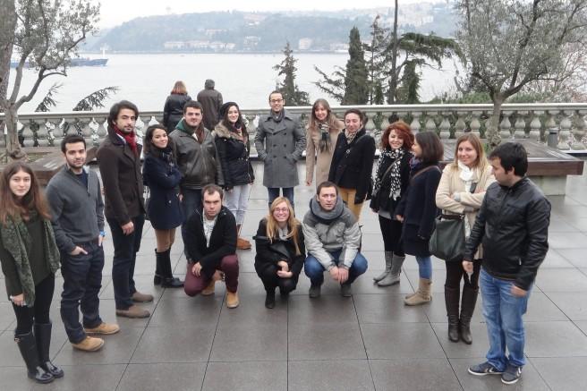 """16.12.2012 / """"International Photo Project"""" Proje Katılımı"""