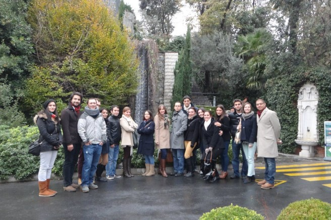 16.12.2012 / Monet Sergisi Gezisi