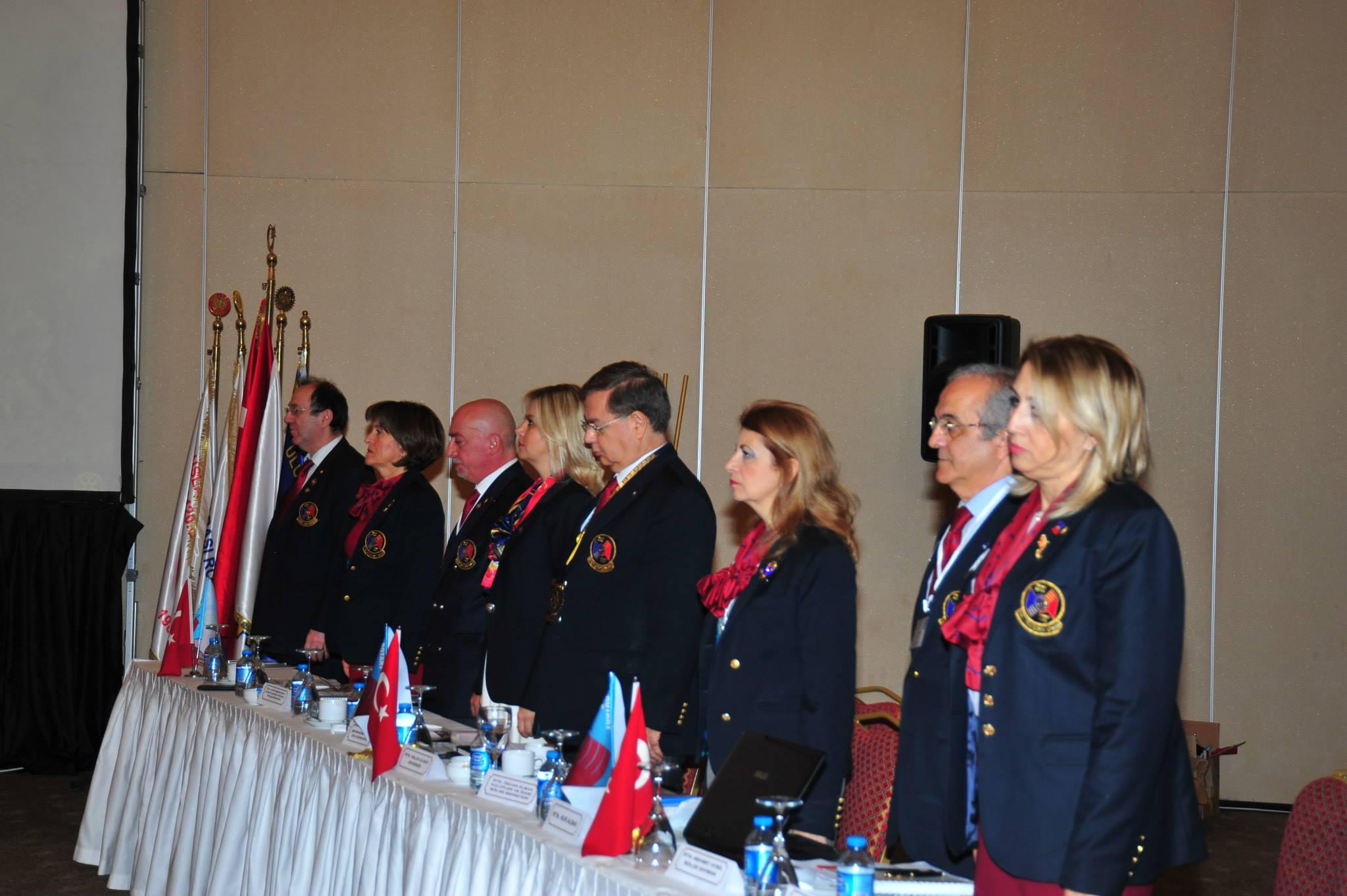 25.01.2014 / Rotary Yarıyıl Değerlendirme Toplantısı'14