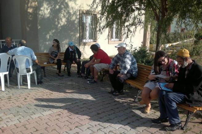 07.10.2012 / Kayışdağı Darülaceze Ziyareti