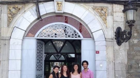 24.08.2013 / Okmeydanı Darülaceze Ziyareti