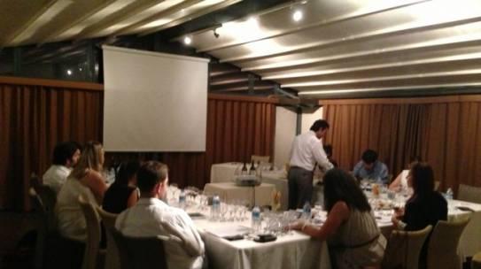 28.08.2013 / Geleneksel Şarap Tadımı Organizasyonu