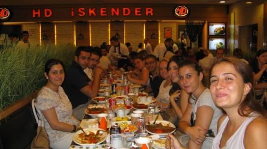 27.07.2012 / Fındıklı RAC & Bakırköy RAC Ortak Ocakbaşı