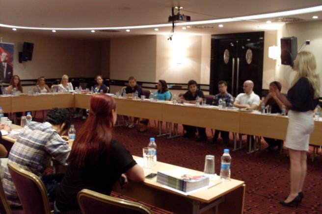06.09.2012 / Sivil Toplum Günleri 1# [Türkiye Eğitim Gönüllüleri Vakfı – Gönül Orhan]