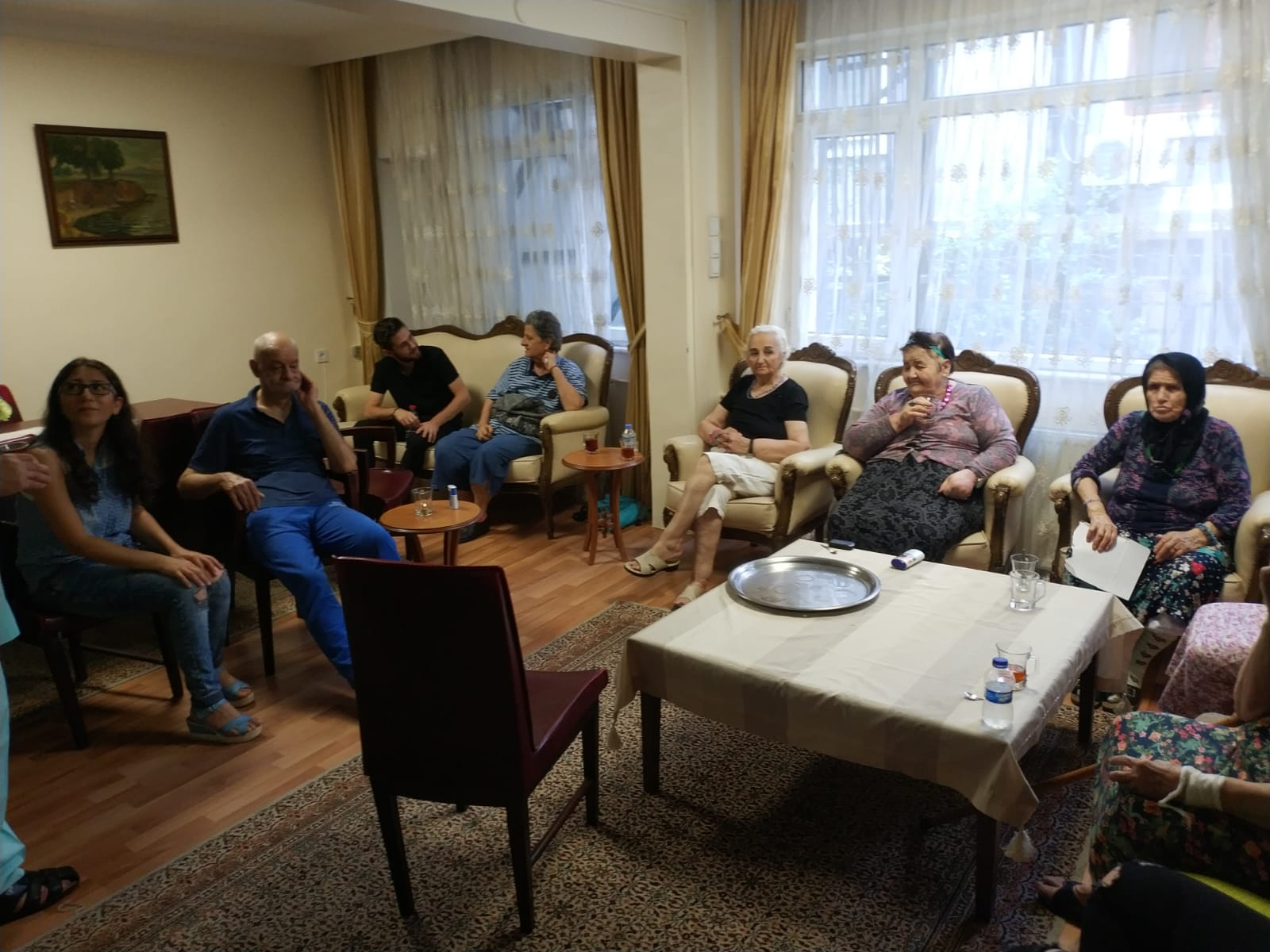 26.07.2018 / Bakırköy Şefkat Huzurevi Ziyareti