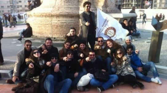 1-3.02.2013 / Cultural Excahnge Project 1# [Lübnan – RAC Sahel Metn]
