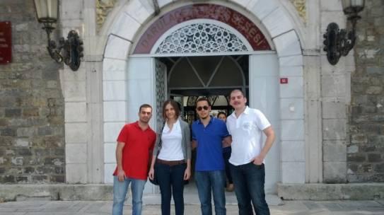 07.10.2012 / Okmeydanı Darülaceze Ziyareti