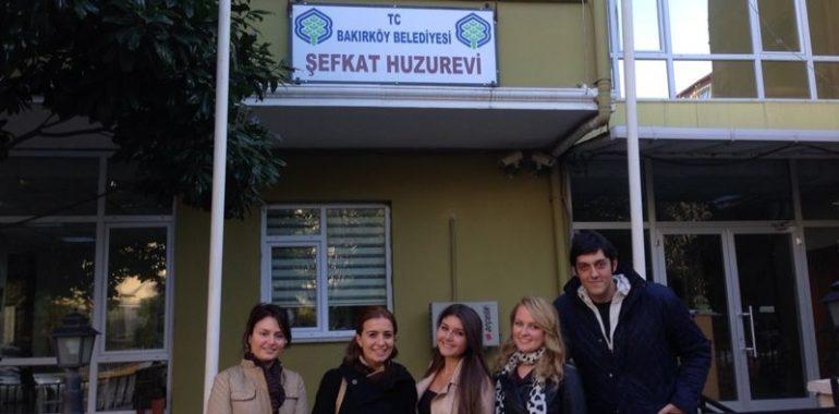 06.10.2013 / Şefkat Huzurevi Ziyareti