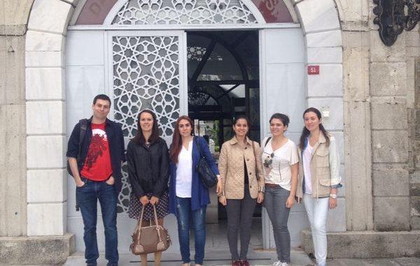 31.05.2014 / Okmeydanı Darülaceze Ziyareti