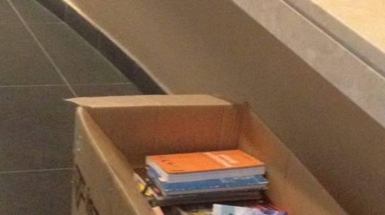 30.05.2014 / Evyap Meslek Lisesi Kütüphane Kurulumu