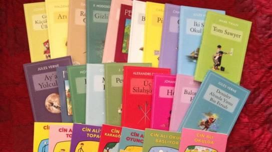 28.05.2014 / Çocuk Kitabı Bağışı [SHÇEK Şeyh Zayed Çocuk Evi]