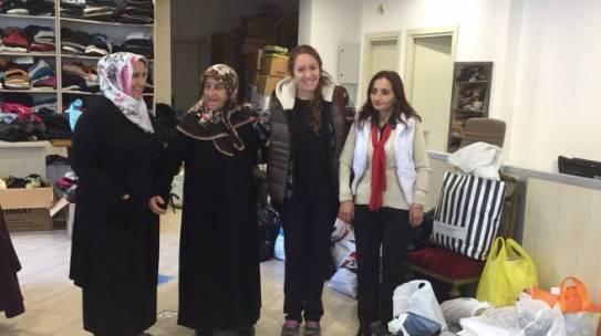 28.10.2015 / 2. El Kıyafet Bağışı