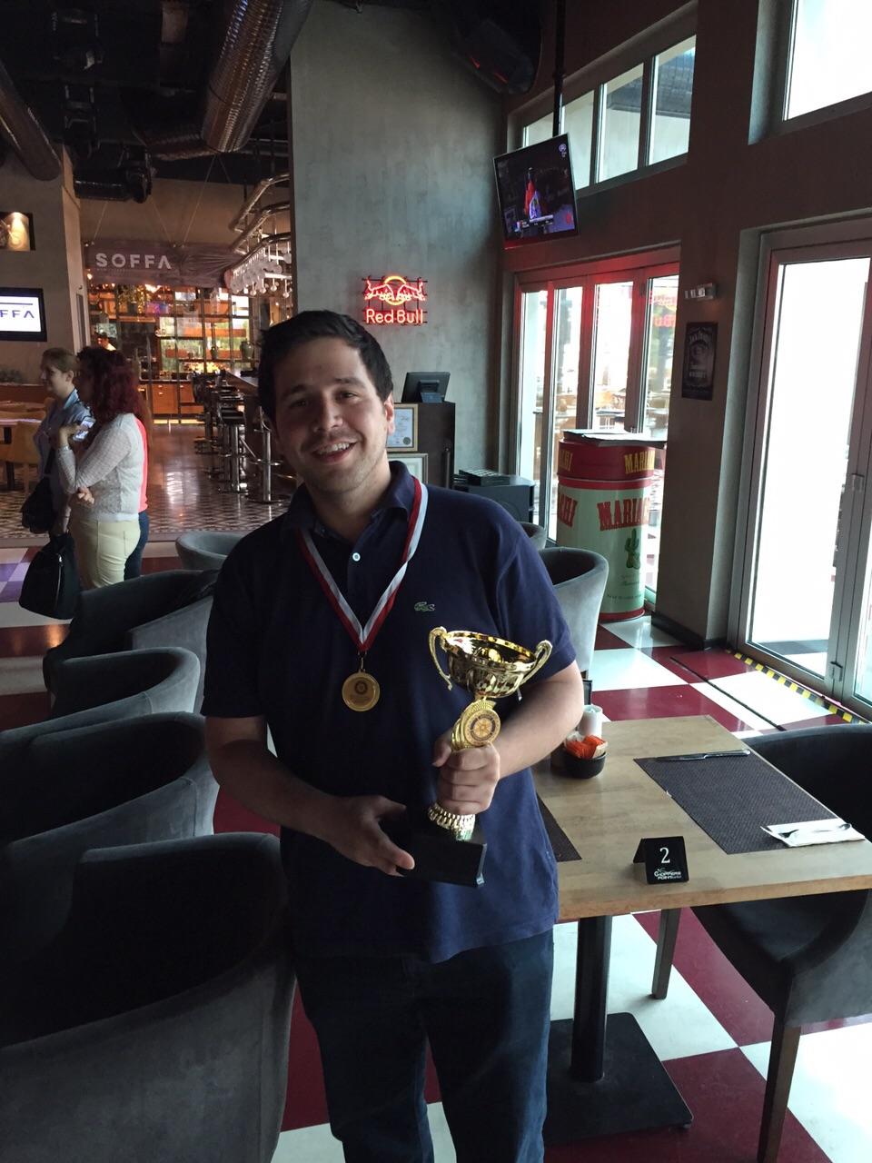 31.05.2015 / 4. Geleneksel Bowling Turnuvası