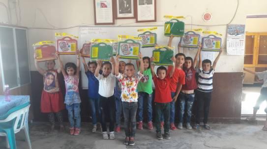 29.09.2018 / Okul Seti Yardımı [Şırnak – İdil Gültepe Köyü İlkokulu]