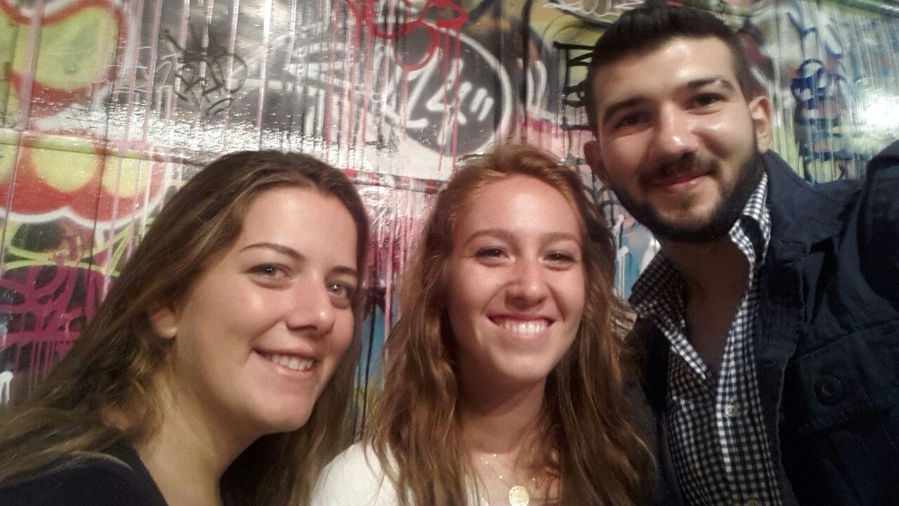 06.09.2014 / Duvarların Dili Grafiti Sergisi Gezisi