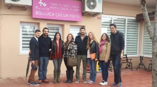 27.09.2014 / Bolluca Çocuk Köyü Ziyareti