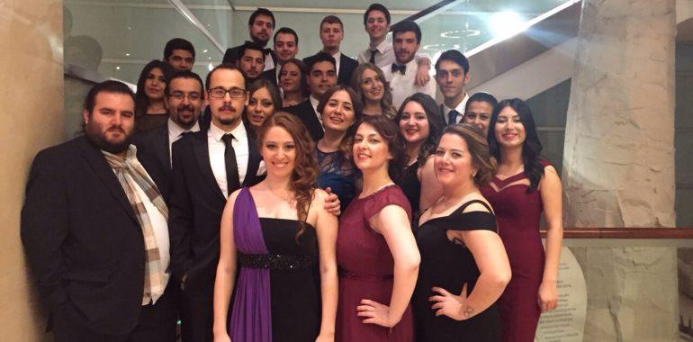 14.03.2015 / Geleneksel Rotaract Balosu'15