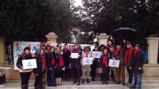 30.11.2014 / AIDS Bilinçlendirme Projesi