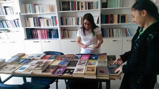 11.05.2015 / Kitap Yardımı [Sinop Anadolu Lisesi]
