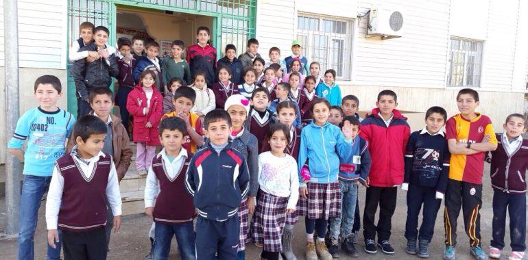 19.01.2015 / Bot Yardımı [Şırnak – Silopi Ceylan Köyü İlkokulu]