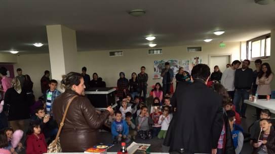 19.04.2015 / Bolluca Çocuk Köyü Ziyareti