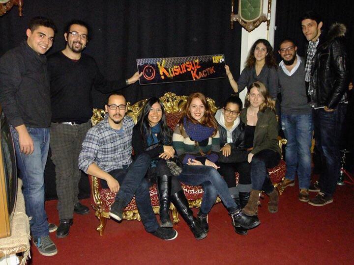21.12.2014 / Kusursuz Kaçış Oyun Organizasyonu