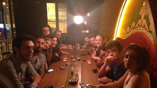 18.07.2014 / Kadıköy RAC & Bakırköy RAC Ortak Ocakbaşı