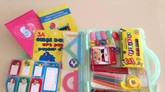 08.09.2014 / Okul Seti Yardımı [Şanlıurfa Suruç Yönlü Köyü İlkokulu]