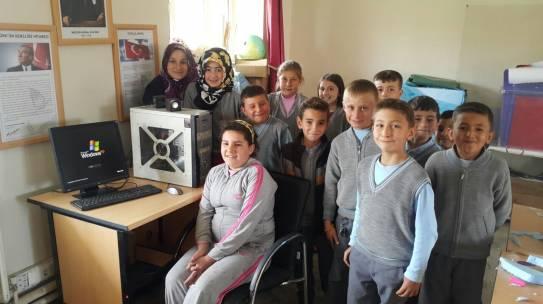 10.03.2016 / Bilgisayar Yardımı [Kütahya – Sevdiğin Ortaokulu]