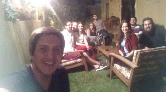 19.07.215 / Bakırköy RAC & Safranbolu RAC Ortak Ocakbaşı