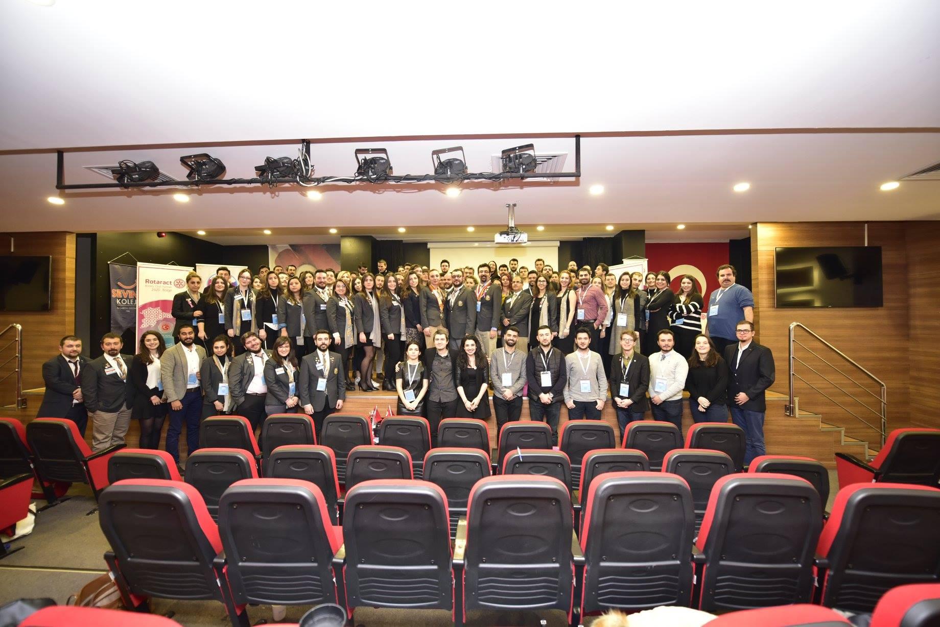 14.01.2018 / Yarıyıl Değerlendirme Toplantısı'18