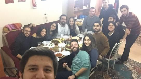 05.12.2015 / Bakırköy RAC & Safranbolu RAC Ortak Ocakbaşı