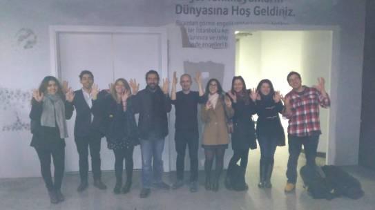 26.01.2016 / Sessizlikte Dialog Sergi Gezisi