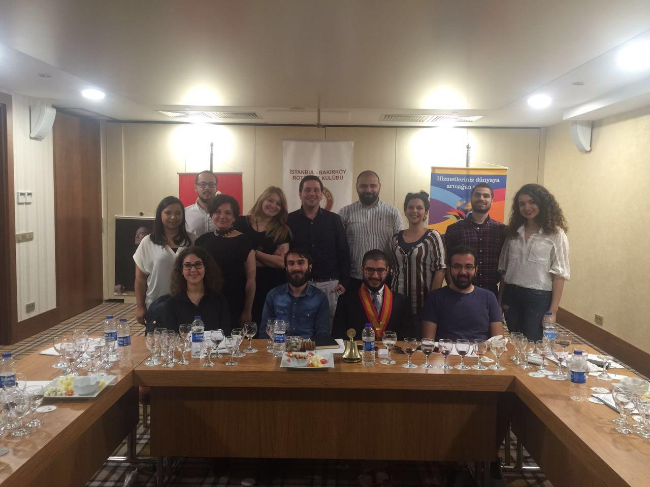 20.04.2016 / Geleneksel Şarap Tadımı Organizasyonu