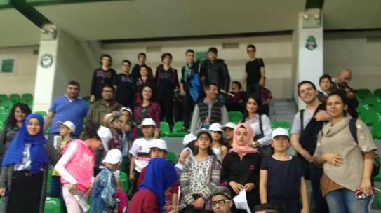 04.05.2016 / Darüşşafaka Doğuş – Trabzonspor Basketbol Maçı Organizasyonu[Kumsal Özel Eğitim ve Rehabilitasyon Merkezi]