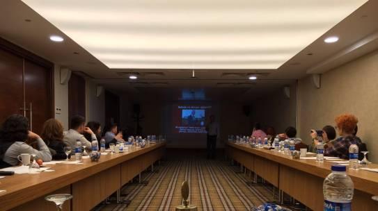 27.05.2016 / Konuk Konuşmacılı Toplantı [Derse Devam – Uğur Armutçu]