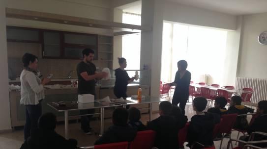 21.11.2015 / Bilim Çocukları [SHÇEK Şeyh Zayed Çocuk Evi]