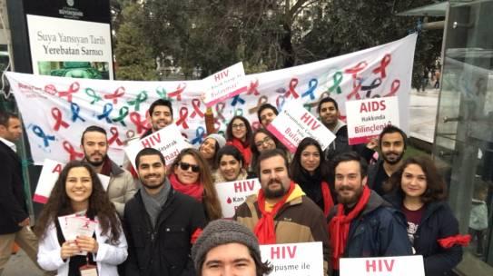 29.11.2015 / AIDS Bilinçlendirme Projesi