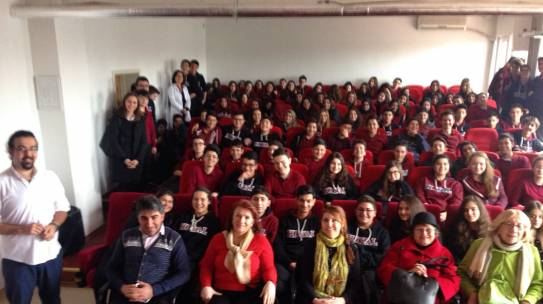 12.02.2016 / Çocuk Hakları Eğitimi [Ataşehir Habire Yahşi Anadolu Lisesi]