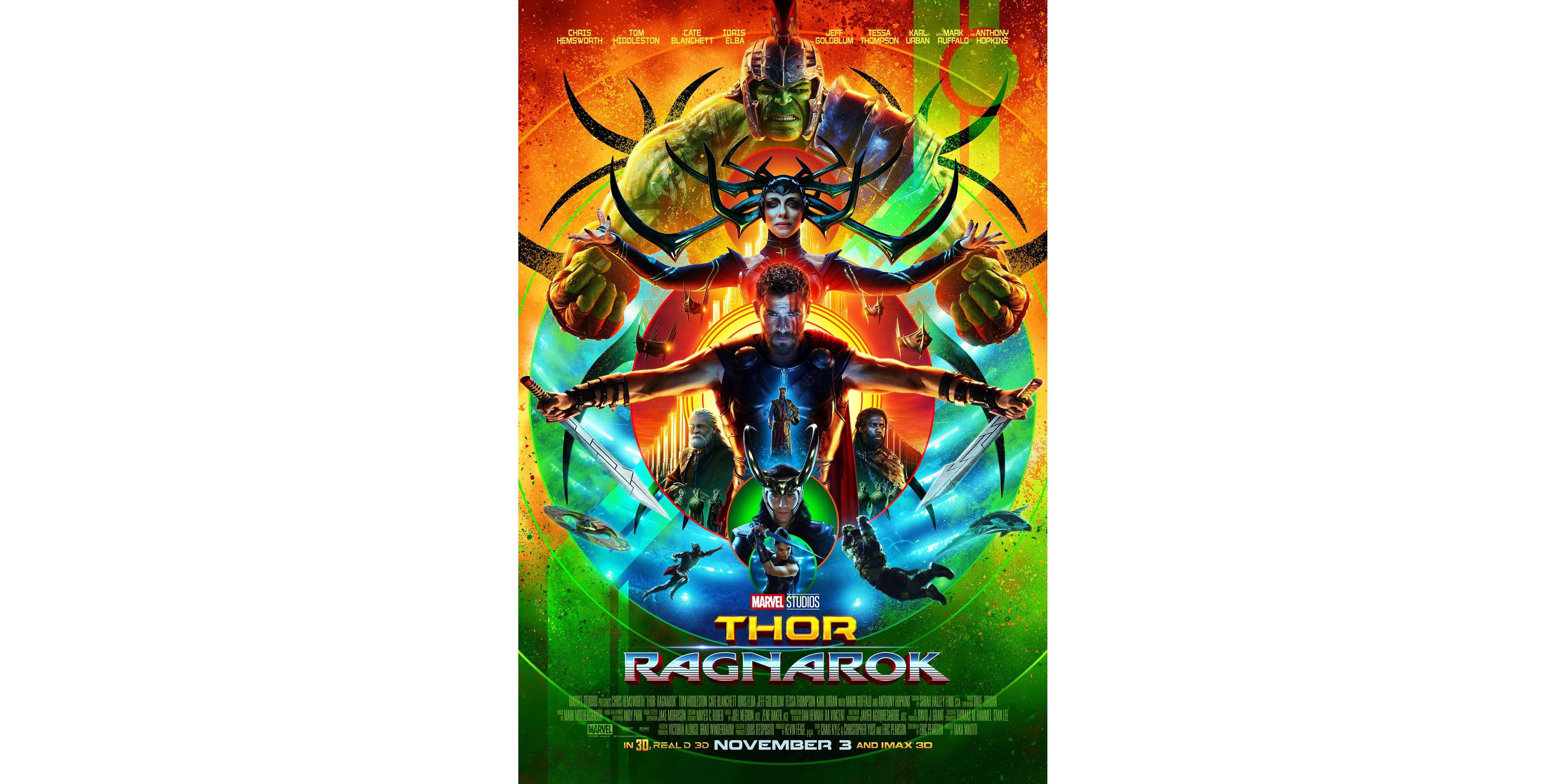 31.10.2017 / Kulüp İçi Sinema Organizasyonu [Thor Ragnarok]