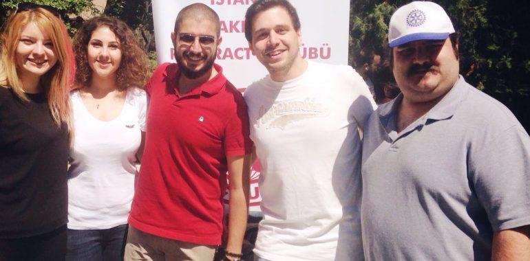 08.05.2016 / Kelebek Festivali Tshirt Boyama Standı
