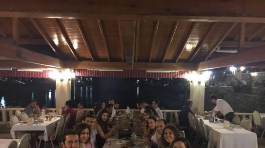 03.08.2017 / Bakırköy RAC & Antaya RAC Ortak Ocakbaşı