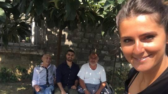 09.09.2017 / Okmeydanı Darülaceze Ziyareti