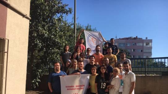 23.09.2017 / İşitme Engelliler AIDS Bilinçlendirme Eğitimi