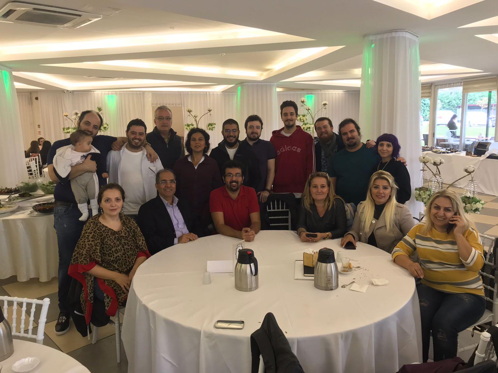 01.10.2017 / Bakırköy RAC & Bakırköy Rotary Kulübü Ortak Ocakbaşı